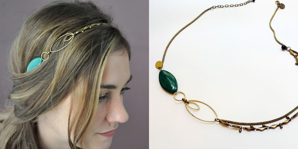 bijou headband fantaisie chic original en ligne