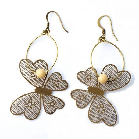 bijoux-boucles-oreilles-estampes-cercles-papillons-aurore-ecru