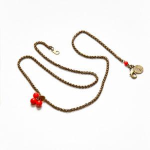Bracelet-Ras de cou Damia