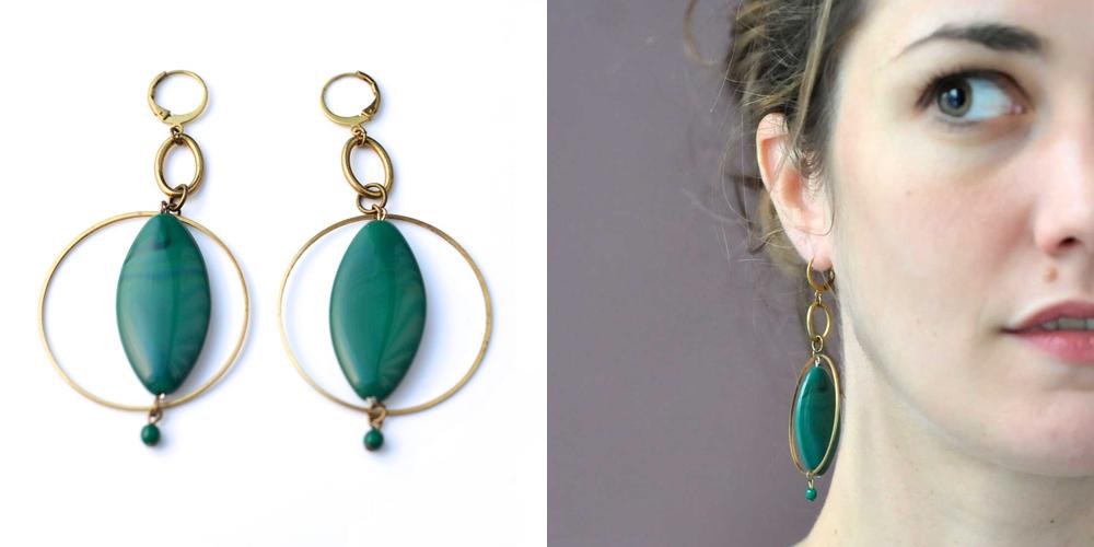 creoles bijoux createur en ligne