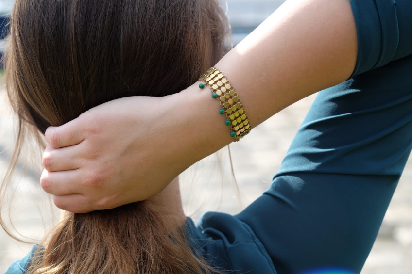 Nouveaux bracelets, ras de cou et boucles d'oreilles  à découvrir en boutique …