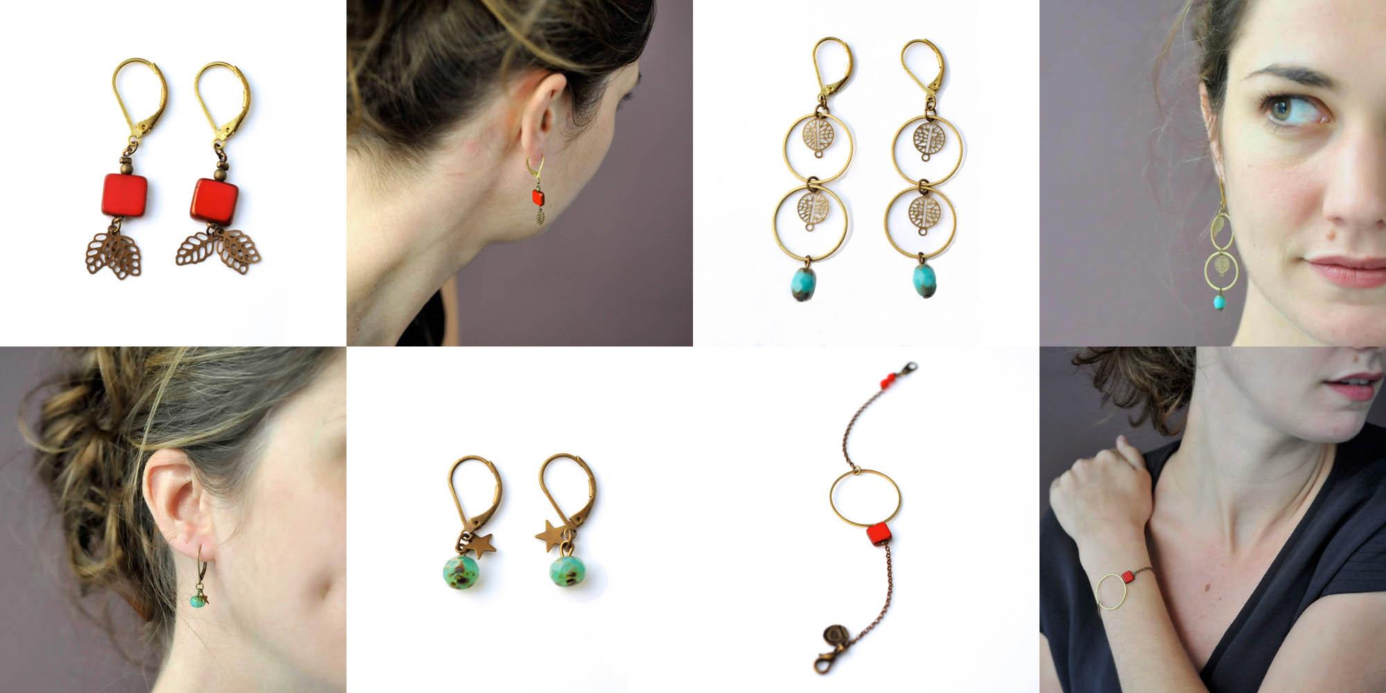 idées bijoux à petits prix cadeaux de noël