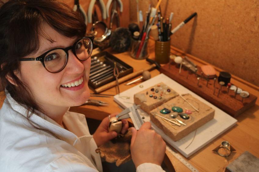 Carte blanche à la boutique pour la créatrice de bijoux précieux Ania K !