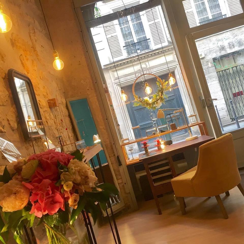 Atelier Boutique - Bijoux Créations, 66, Rue de Saintonge 75003 Paris Métro Filles du Calvaire.