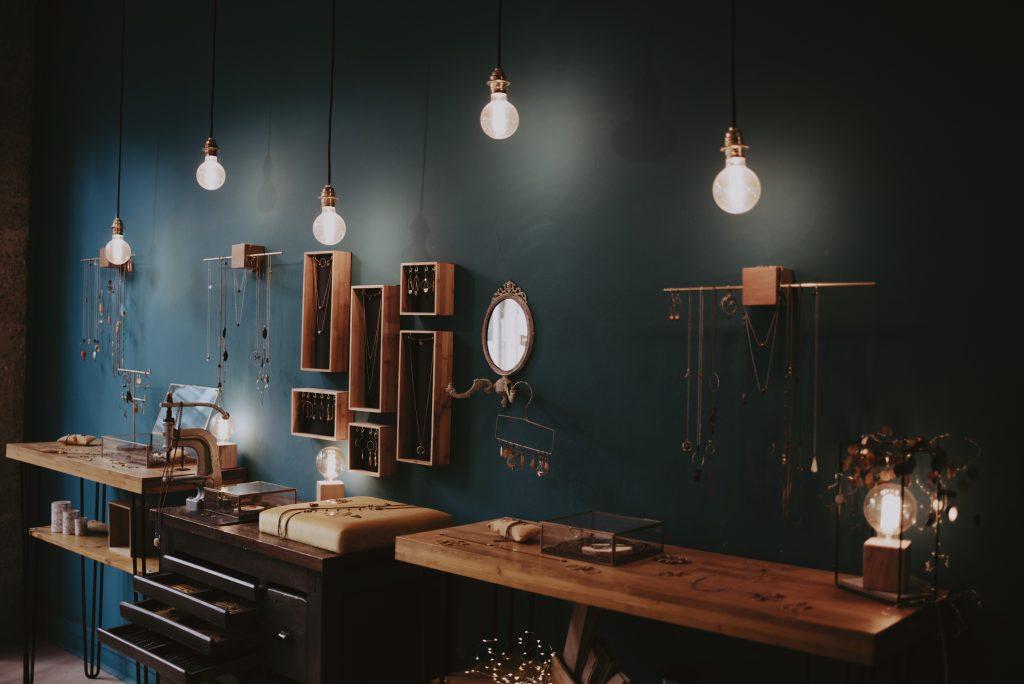 L'Atelier Boutique Dominique Dahan Bijoux Créations au 66, Rue de Saintonge 75003 Paris